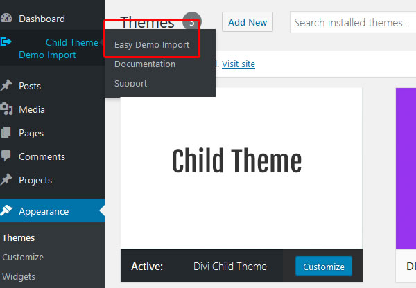 Sarasota blog divi child theme installation instructions - Api key divi ...