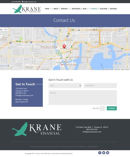 krane-contact